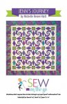 Sew on the Go - Jenn's Journey quilt pattern