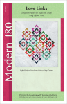 Studio 180 Design Modern 180 - Love Links quilt pattern front of pattern