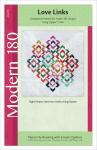 Studio 180 Design Modern 180 - Love Links quilt pattern front of pattern