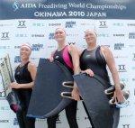 Jessica Wilson Freediving Champion