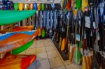 Leading kayak brands and accessories