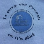Tees for Preesh Product Co.