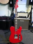 Southern Bell Electric Guitar
