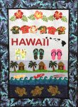 Hawaii Row Quilt