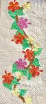 Hibiscus Lei Quilt