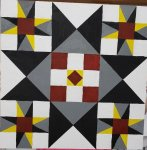 Barn Quilt Painting Class July 28, 2019