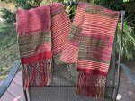Diane Hara's Silk Woven Scarf