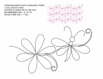 Simple Daisy Dragonfly