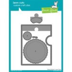 "Lawn Fawn Clear Stamps 4/""X6/"" Open Me 035292672192"