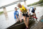 Canoe Trip on the Mississippi River
