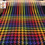 Houndstooth Color Gamp in Ultra Pima Fine