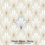 Clam Glam Deco