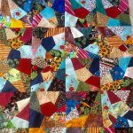 Crazy Quilt AccuQuilt block