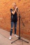 Gillian - Lead Vocals & Guitar