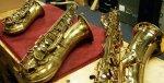 Solder French horn
