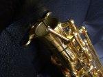 Soldering Clarinet Key