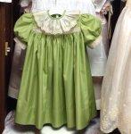 Pattern: Ginger Snaps Pretty White Dresses