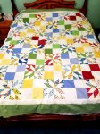 Patsy Whitley's Quilt top