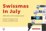 Bernina Swissmas in July
