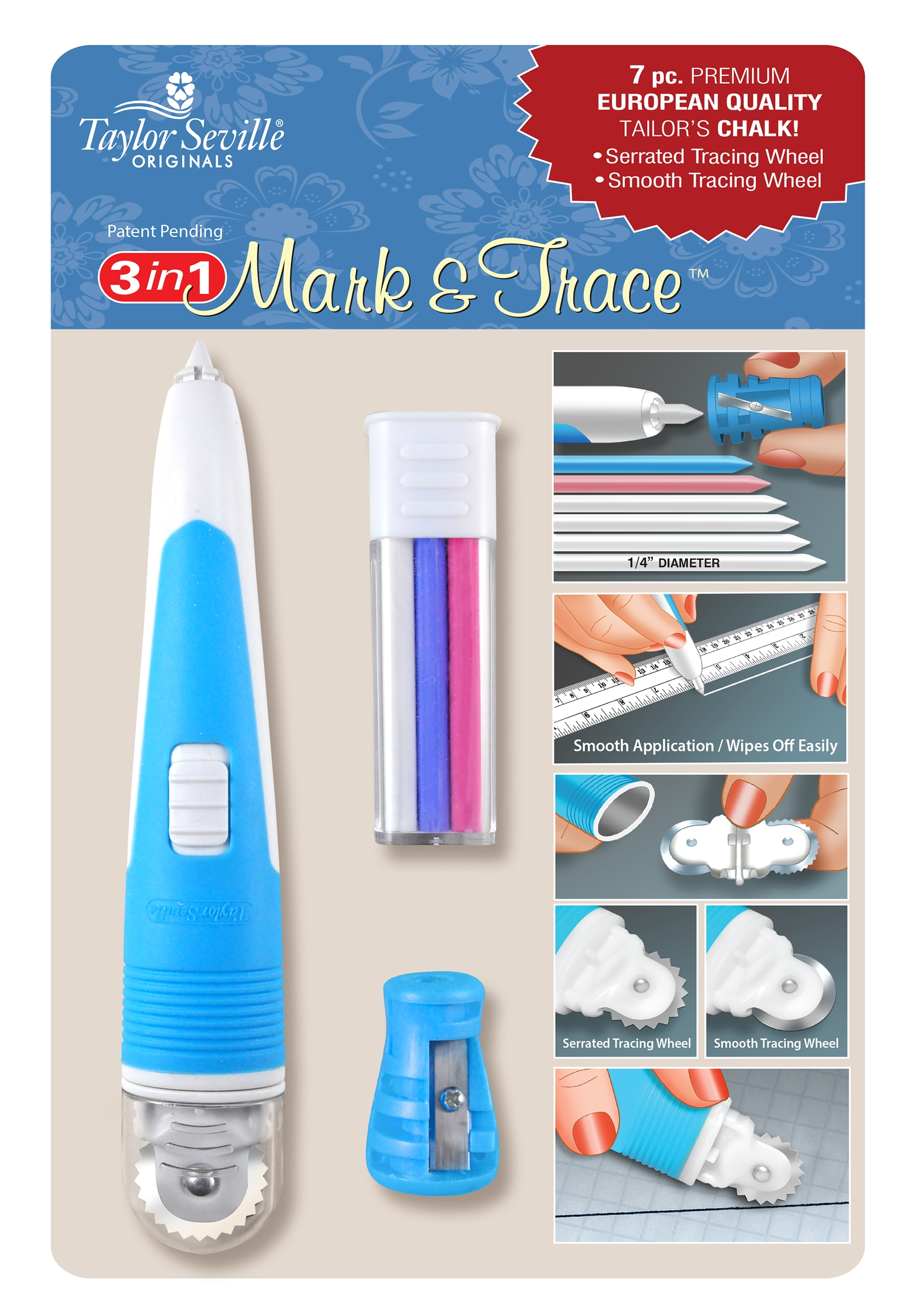 3-in-1 Mark 'n Trace Tool
