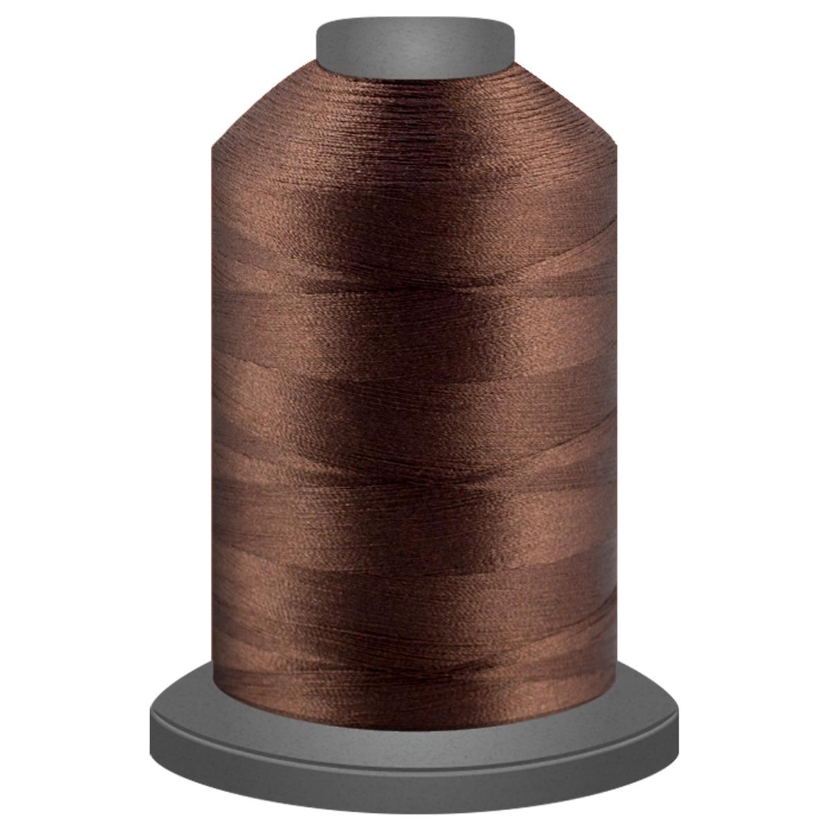 Glide 5,000yd -  Color # 27596 - Brownie