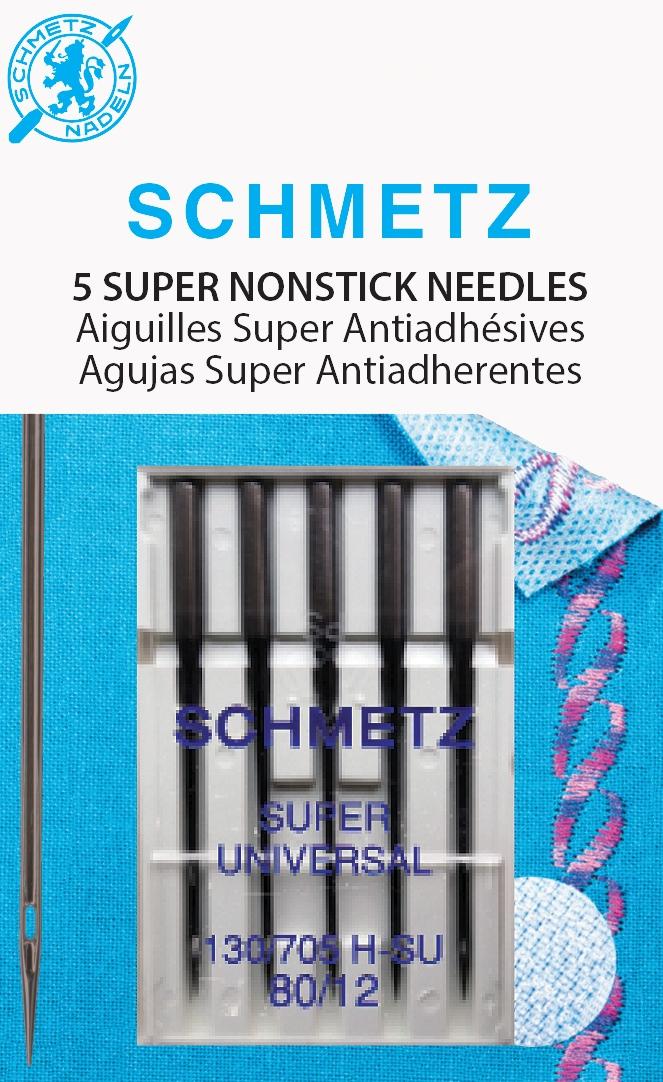Schmetz Super Non-Stick Needles 90/14