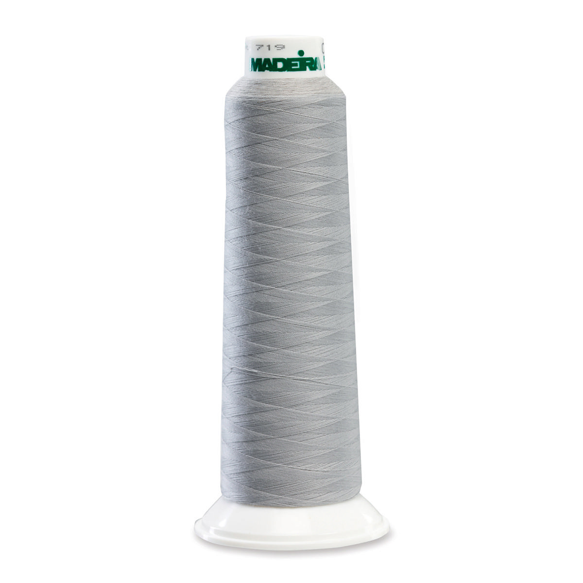 8100 Light Grey Poly Serger Thread Madeira Aerolock