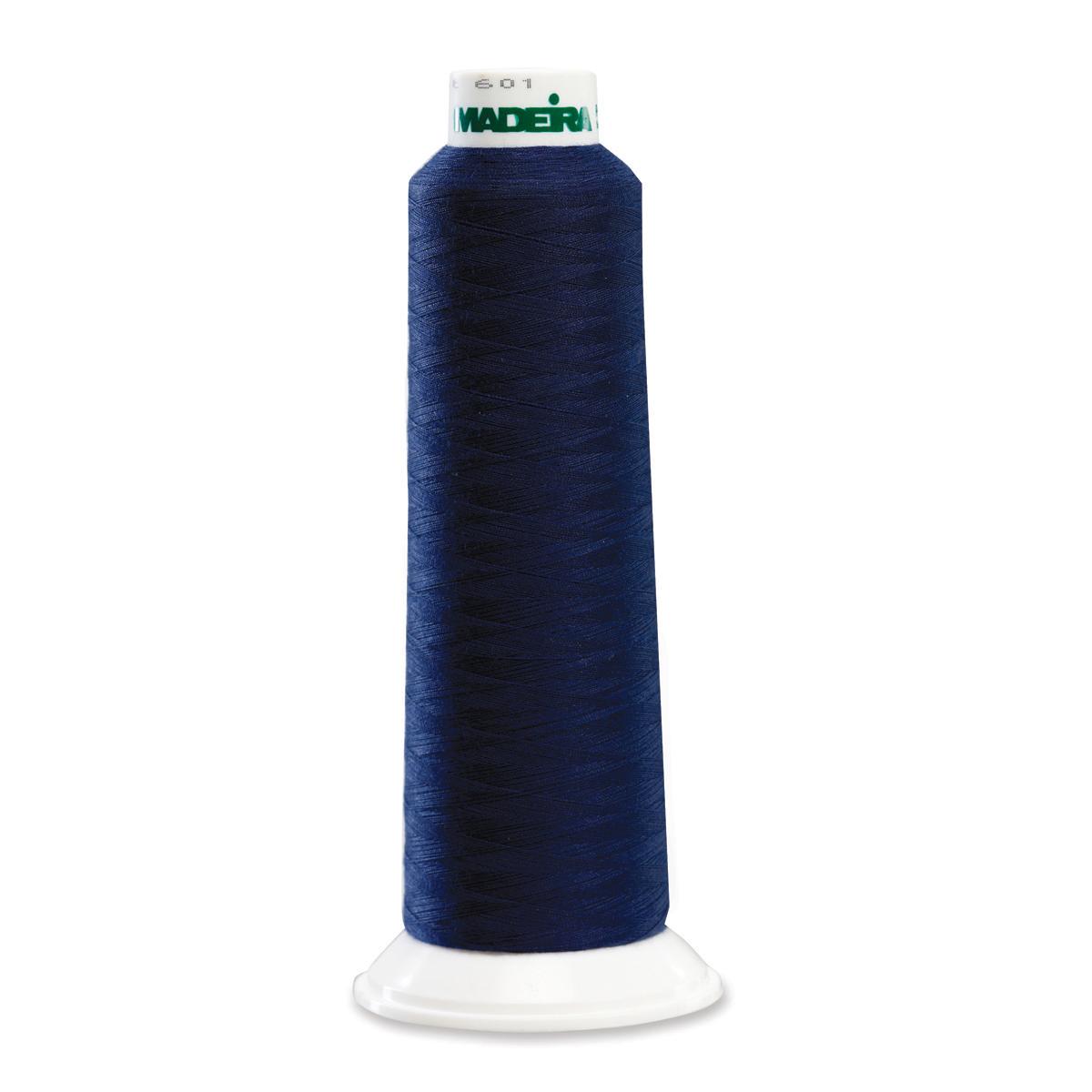 Blue 8420 Madeira Serger Thread