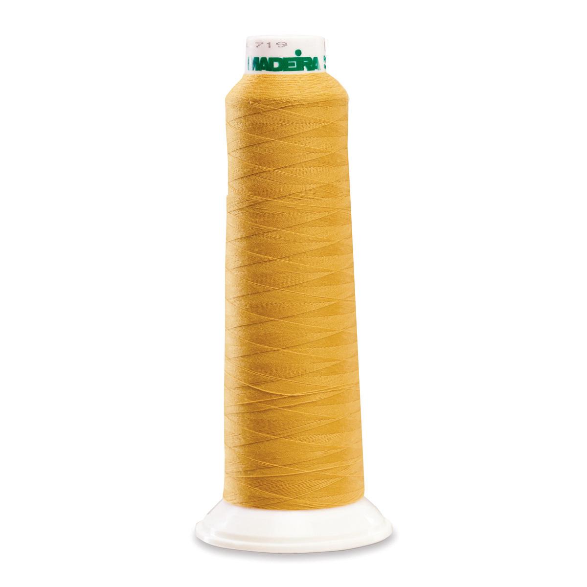 8700 Gold Poly Serger Thread Madeira Aerolock
