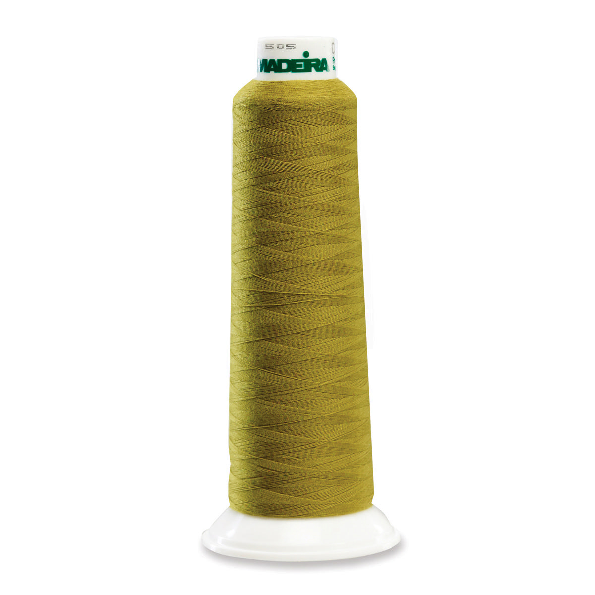 Madeira Poly Olive Drab 2000YD Serger Thread 91288992