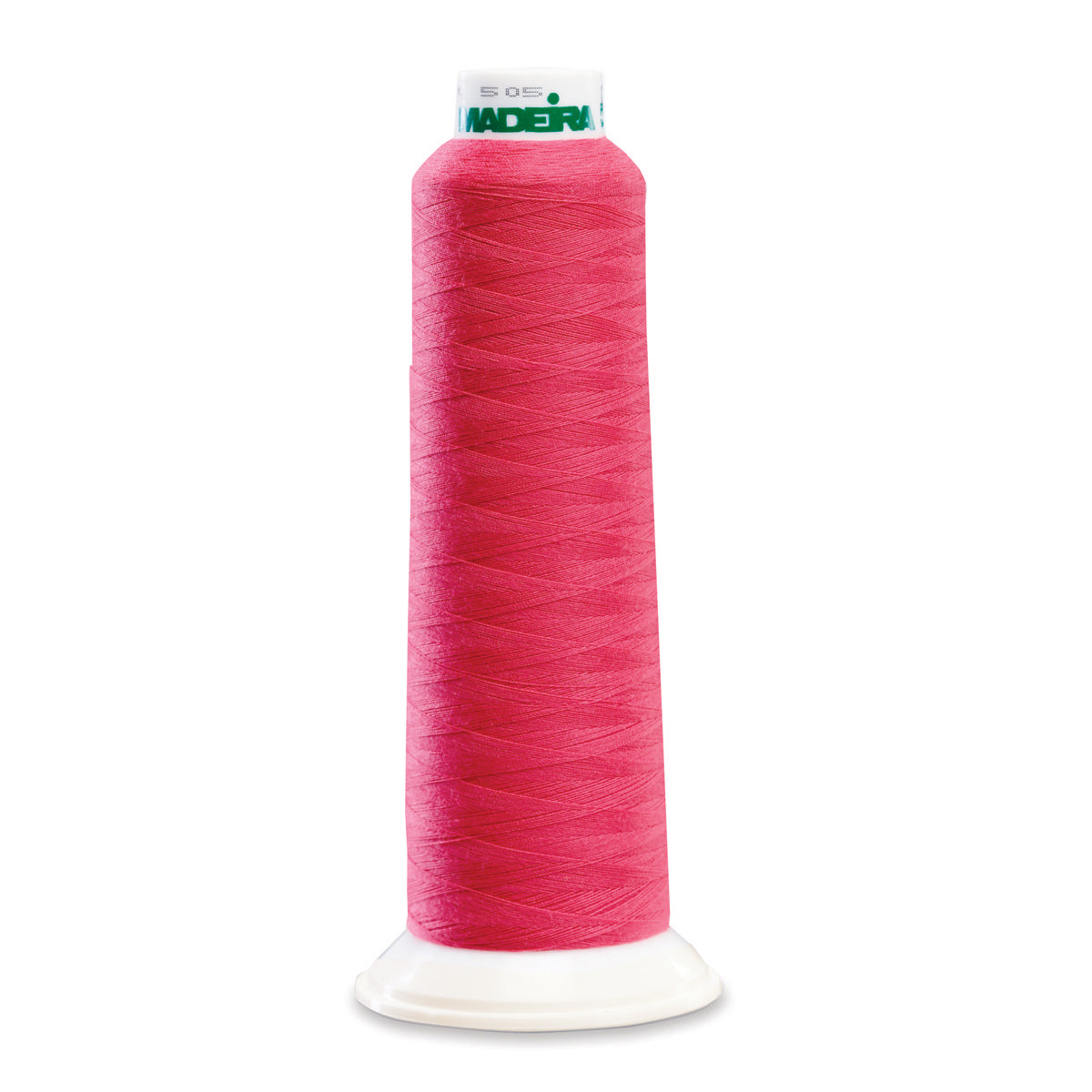 9090 Dark Pink Poly Serger Thread Madeira Aerolock