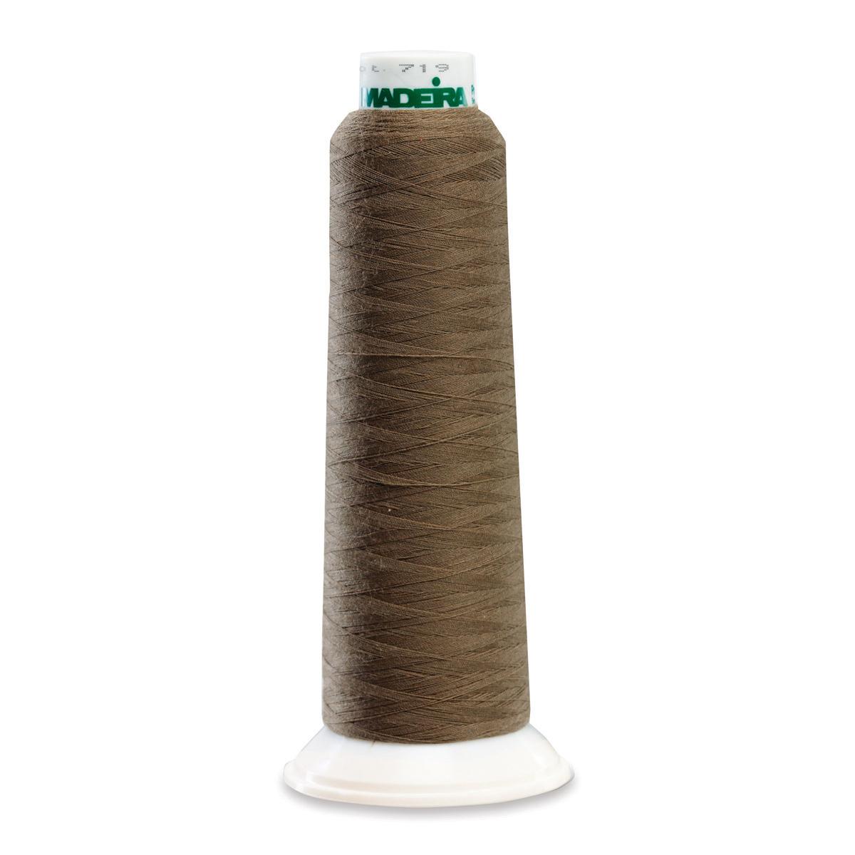 Dark Taupe Madeira Serger Thread