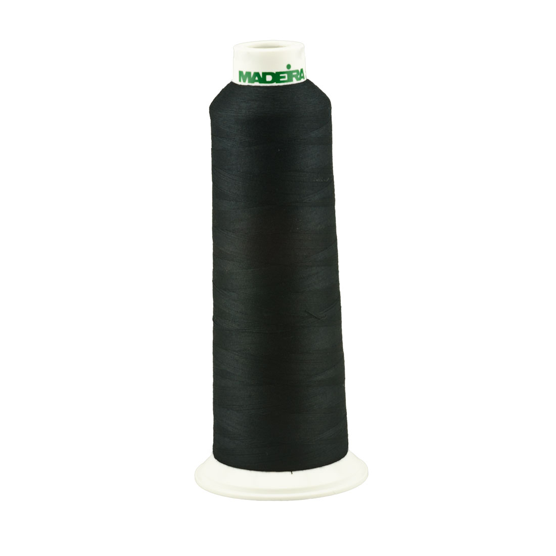 Madeira Black Aeroquilt 3000 Yard Cone Poly Quilting Thread