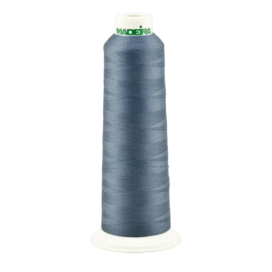 Madeira Blue Steel Aeroquilt 3000 Yard Cone Poly Quilting Thread