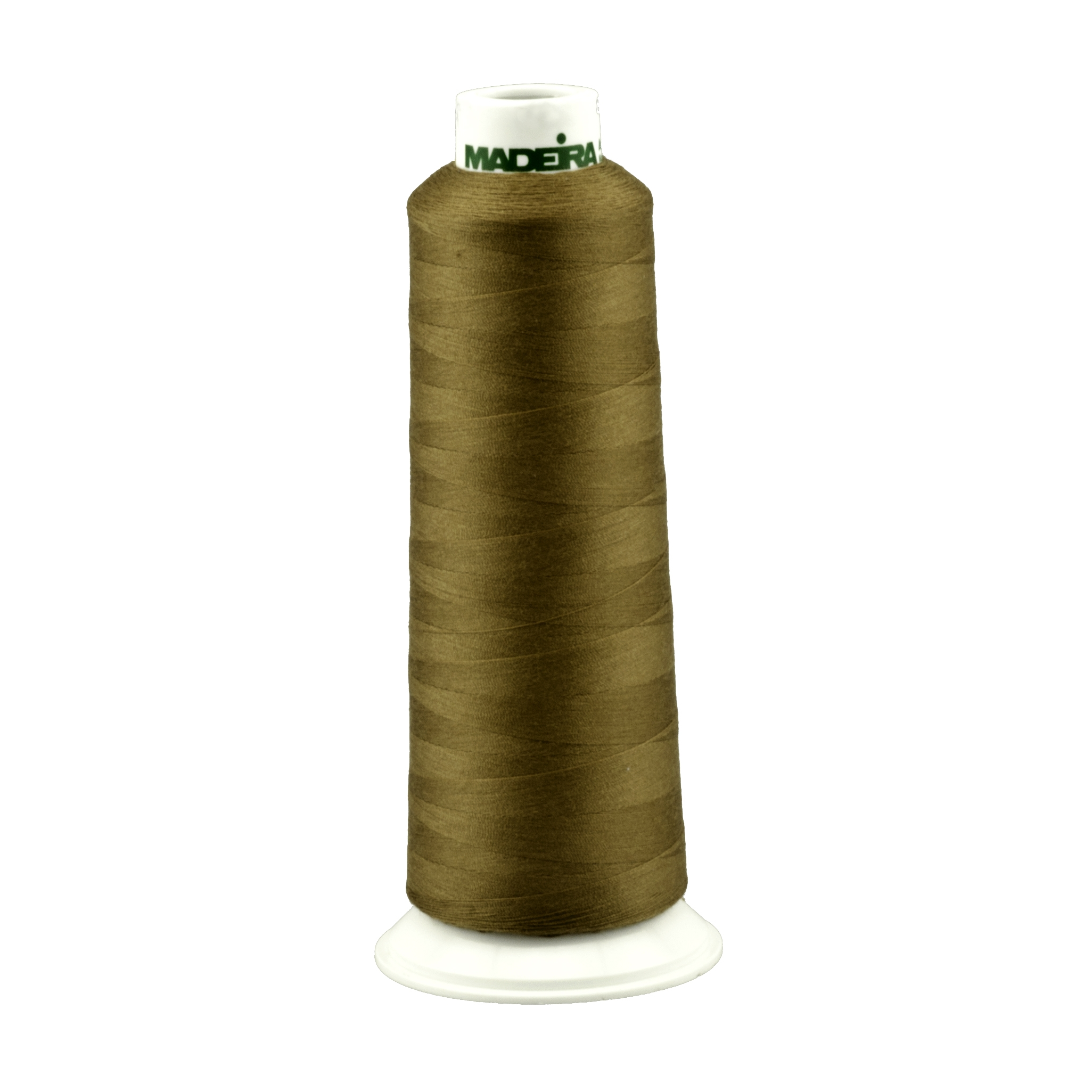 Madeira Denim Gold Aeroquilt 3000 Yard Cone Poly Quilting Thread