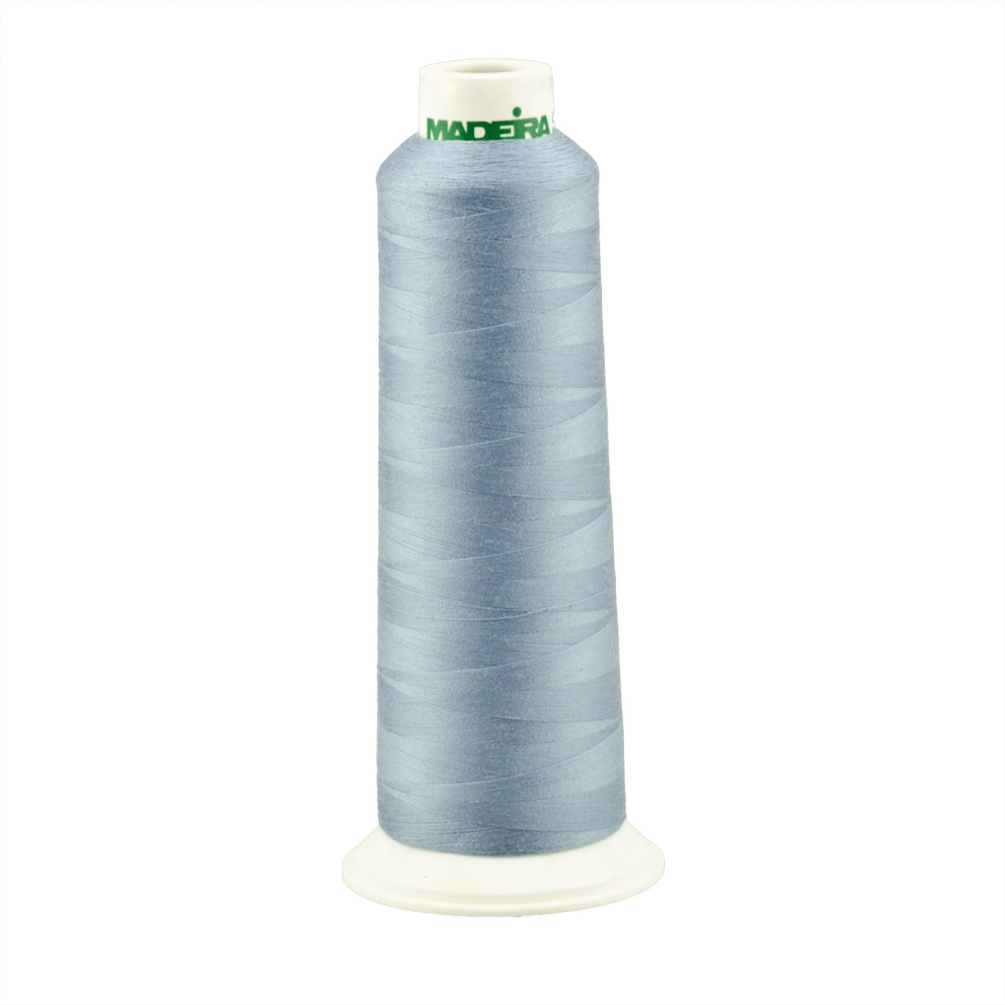 Madeira Sky Blue Aeroquilt 3000 Yard Cone Poly Quilting Thread