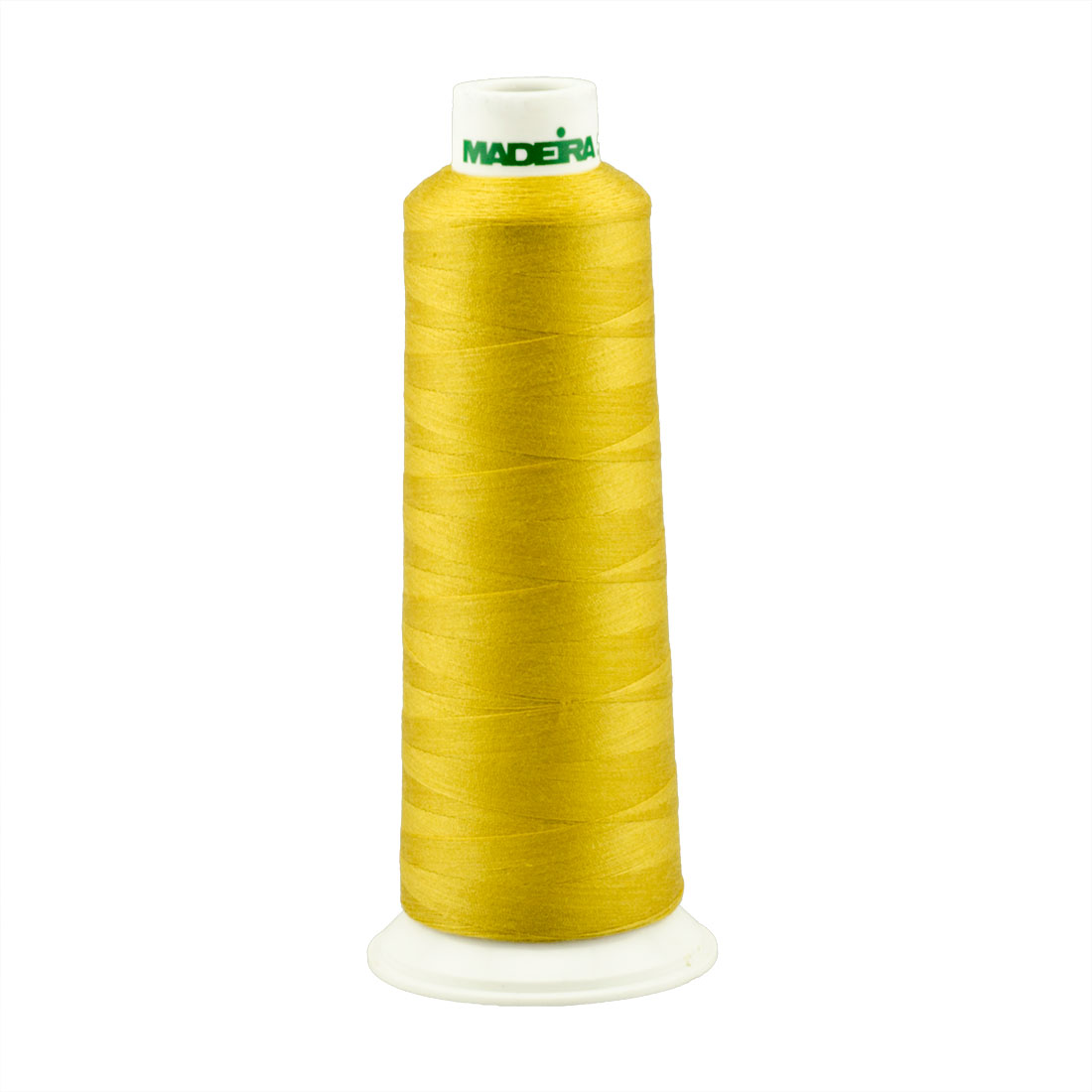 Madeira Gold Aeroquilt 3000 Yard Cone Poly Quilting Thread