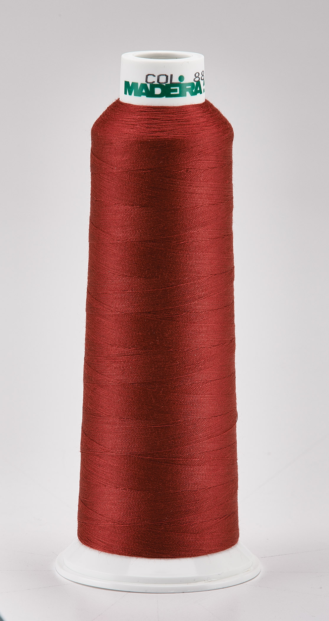 Madeira Burgundy Aeroquilt 3000 Yd Cone Poly Quilting Thread