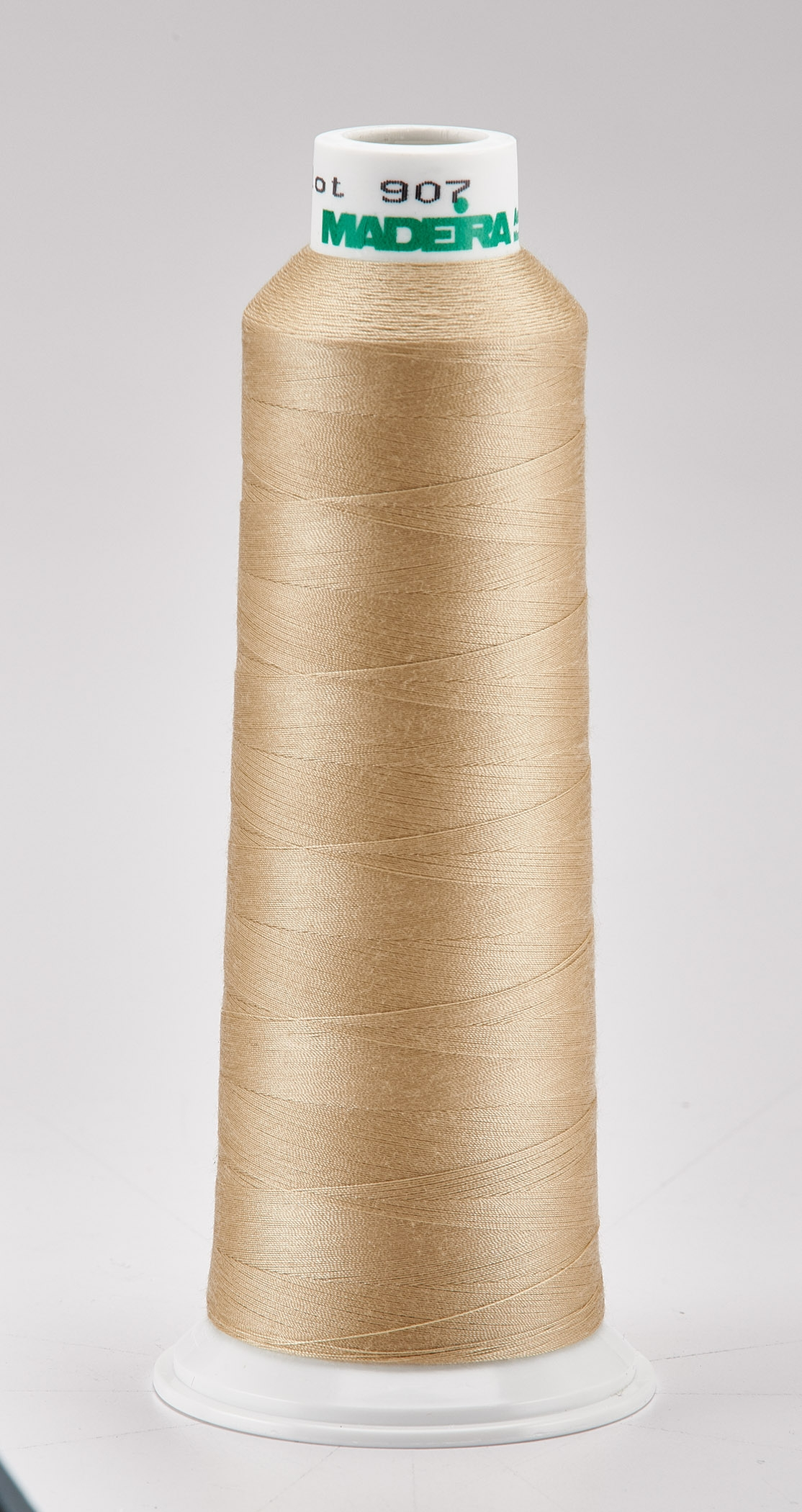 Madeira Natural Aeroquilt 3000 Yd Cone Poly Quilting Thread
