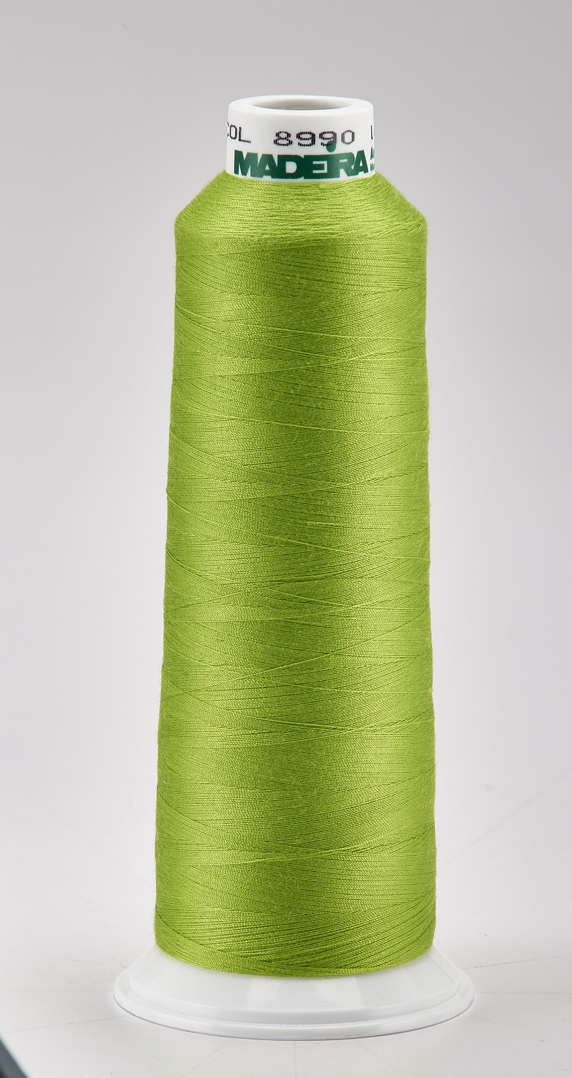 Madeira Sour Apple Aeroquilt 3000 Yd Cone Poly Quilting Thread