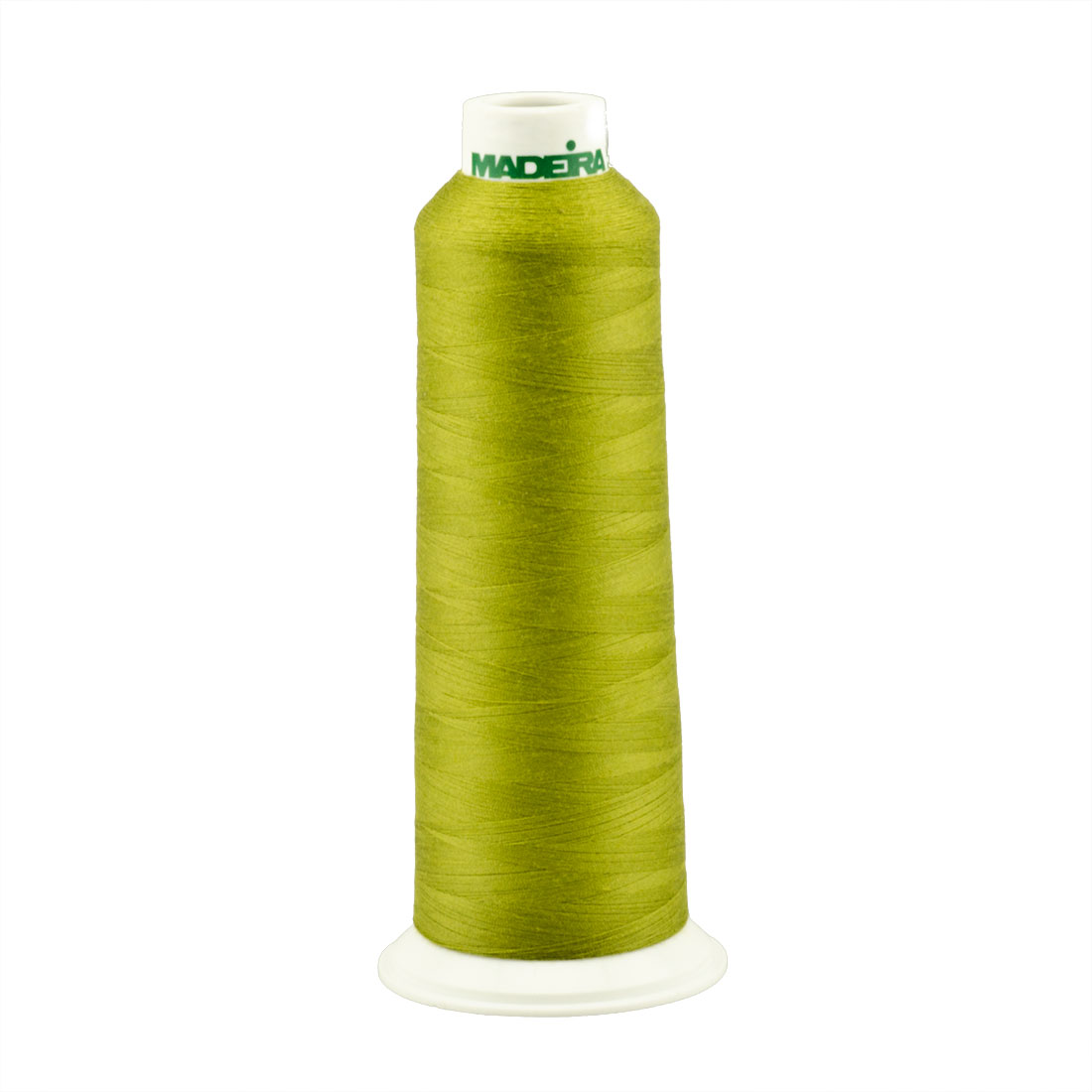 Madeira Olive Drab Aeroquilt 3000 Yard Cone Poly Quilting Thread