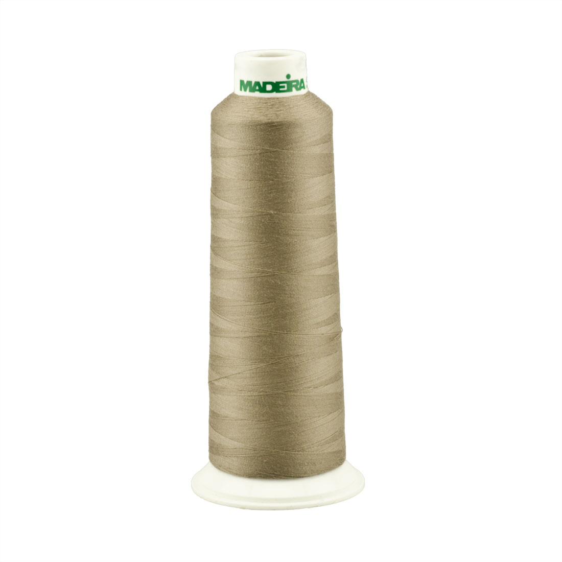 Madeira Taupe Aeroquilt 3000 Yard Cone Poly Quilting Thread