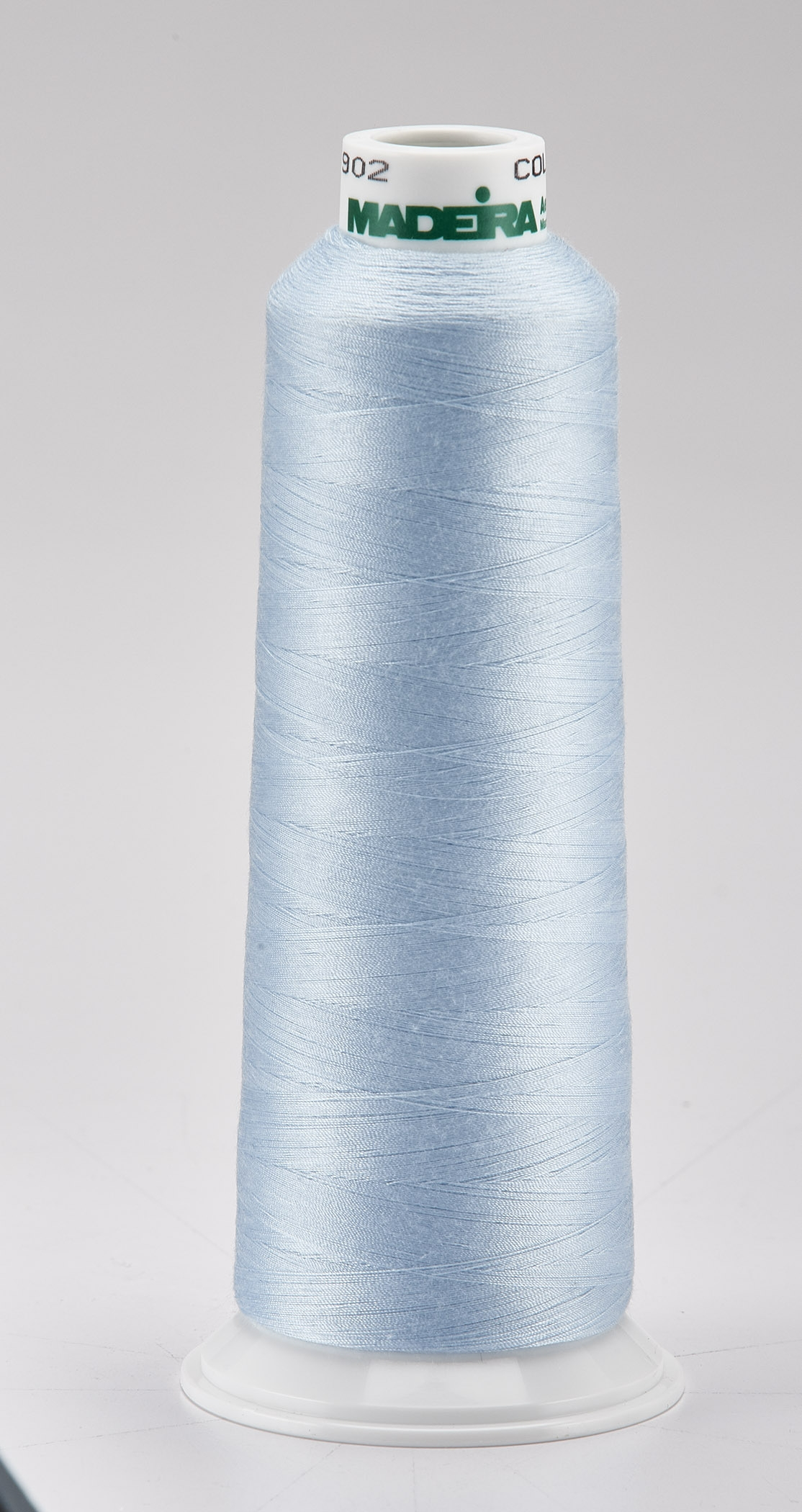 Madeira Baby Blue Aeroquilt 3000 Yd Cone 3000 Yd Cone Poly Quilting Thread