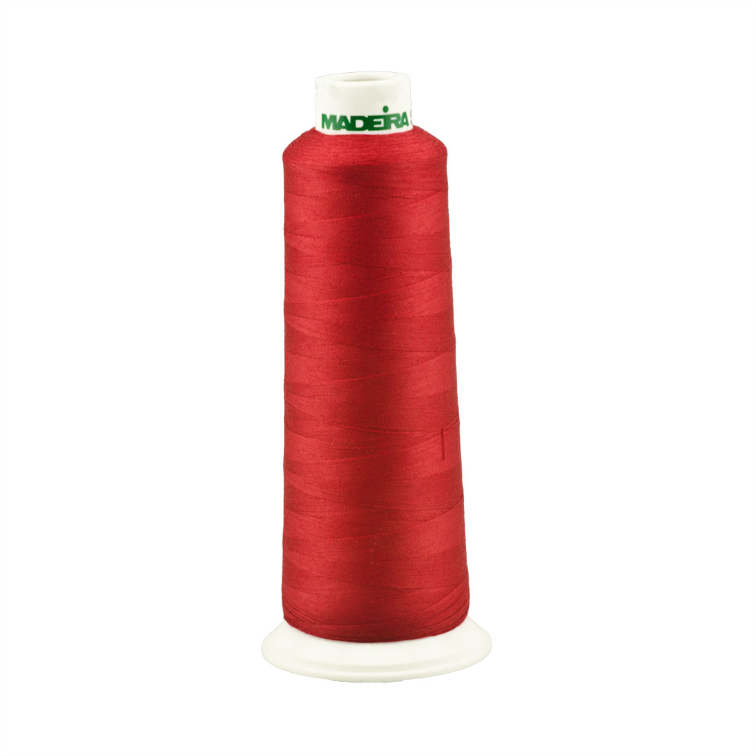 Madeira Deep Red Aeroquilt 3000 Yard Cone Poly Quilting Thread