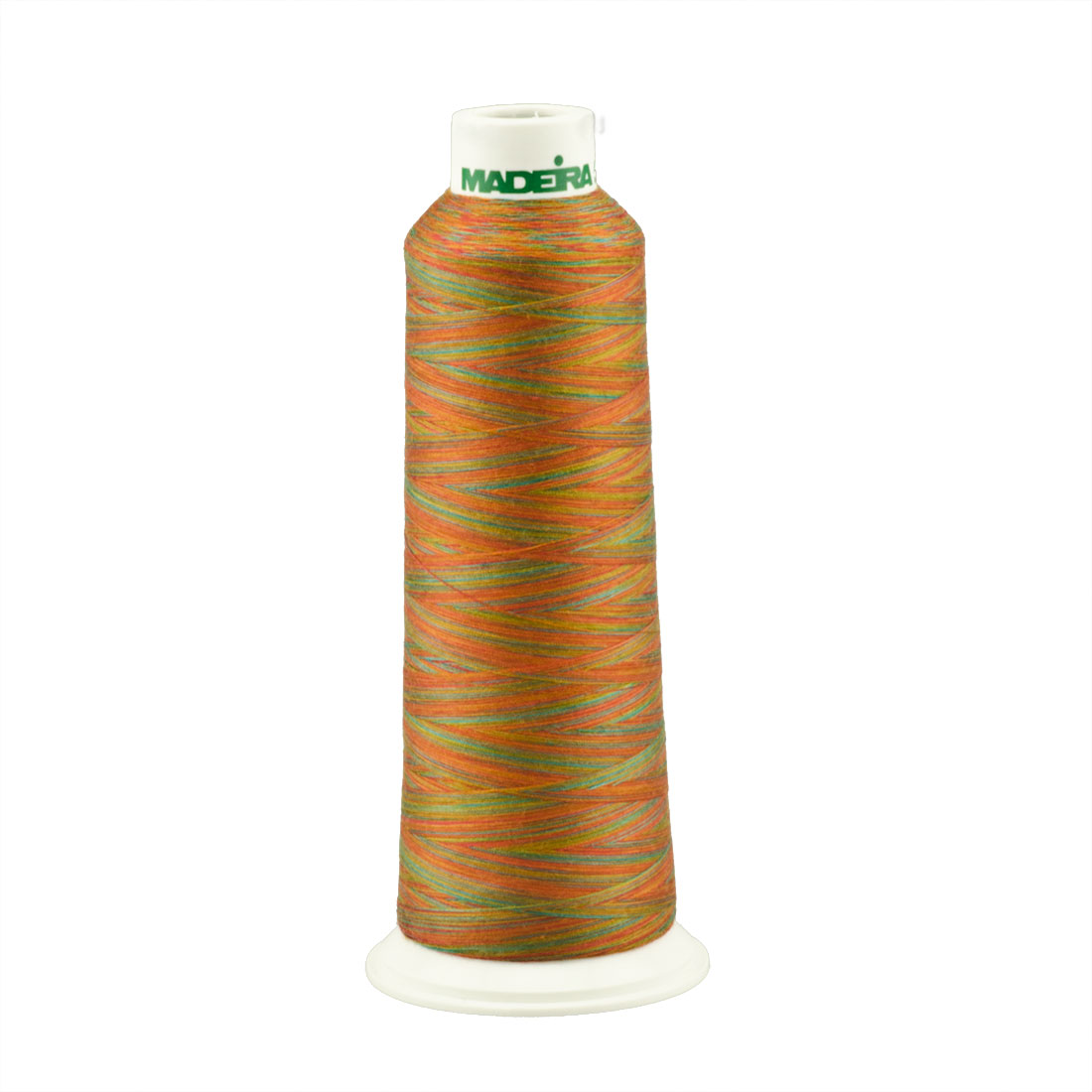 Madeira Sunset Aeroquilt 3000 Yard Cone Variegated Poly Quilting Thread