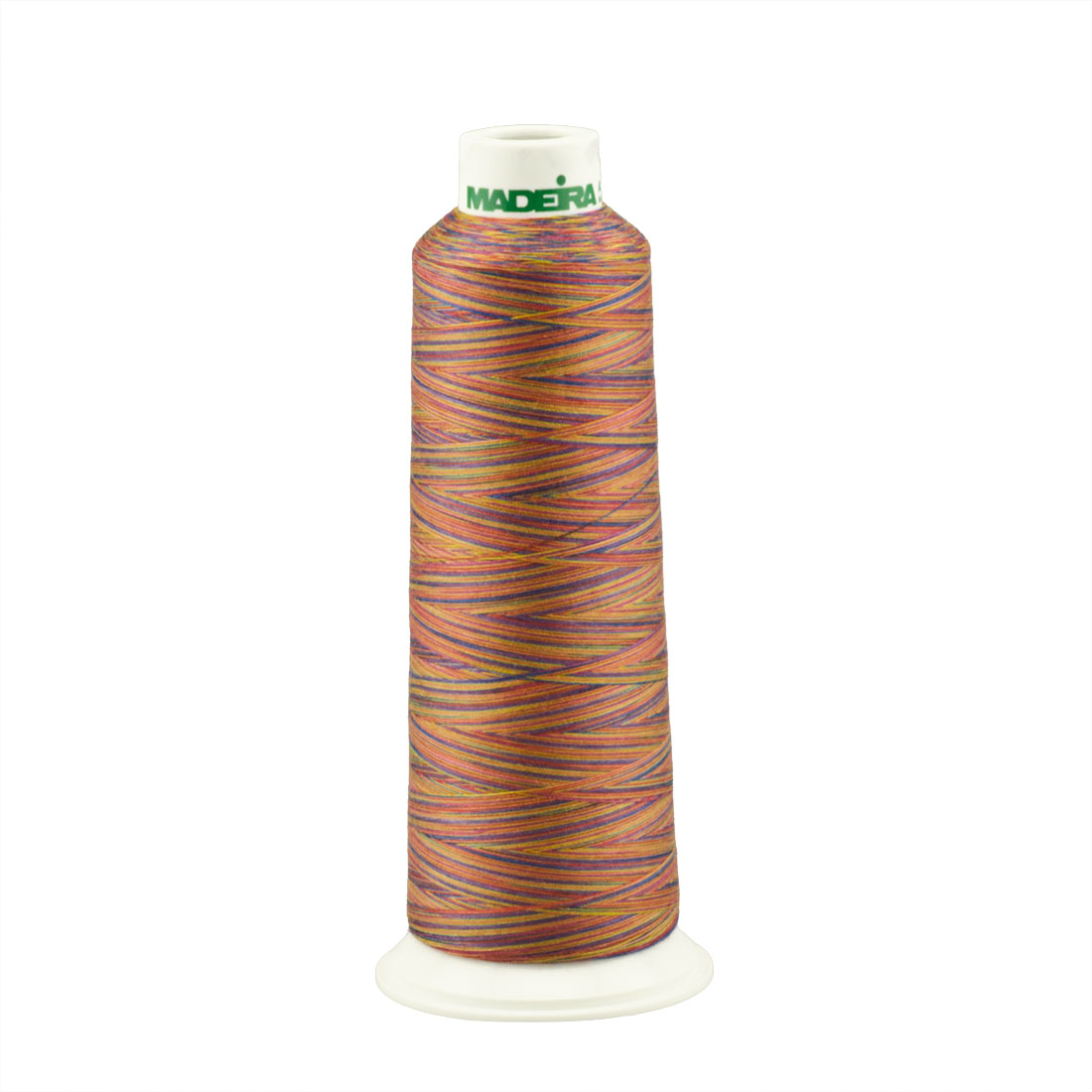 Madeira Confetti Aeroquilt 3000 Yard Cone Variegated Poly Quilting Thread
