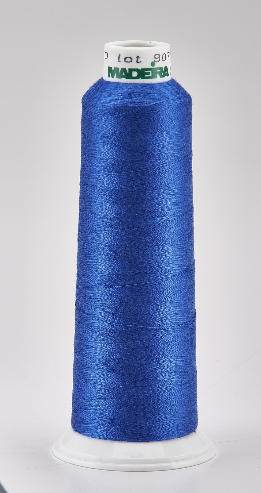 Madeira Royal Blue Aeroquilt 3000 Yd Cone Poly Quilting Thread