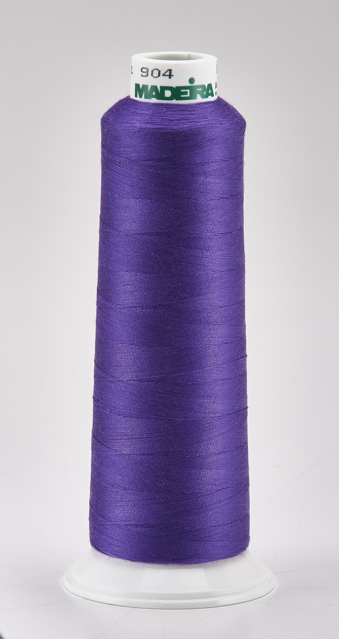 Madeira Purple Aeroquilt 3000 Yd Cone Poly Quilting Thread