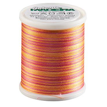 Cotona Thread Coral Fish Variegated 50wt.