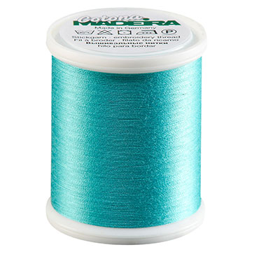 Cotona Thread Carribean Blue 50wt.